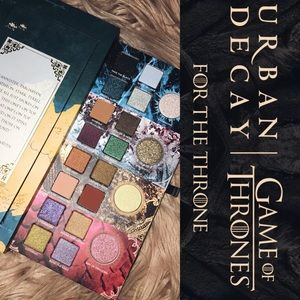URBAN DECAY GAME OF THRONES Eyeshadow Pallette